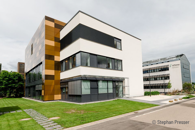 New Mensa at Weincampus Neustadt